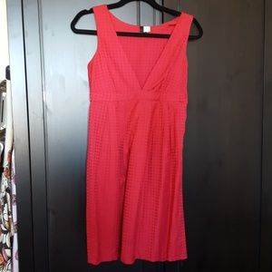 Pink Low V H&M Dress